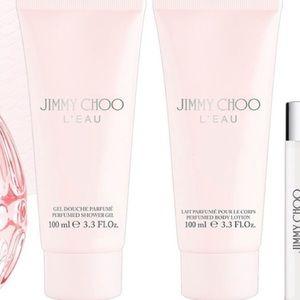 Jimmy Choo L'EAU set